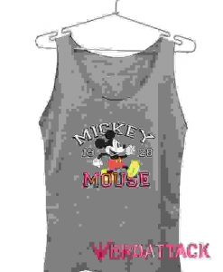 Mickey Mouse 1928 Tank Top Men And Women