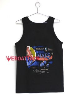 Satellites Of Mars Tank Top Men And Women
