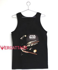Star Wars Episode 1 Tank Top Men And Women