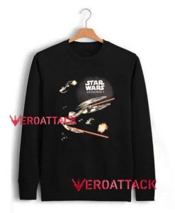 Star Wars Episode 1 Unisex Sweatshirts