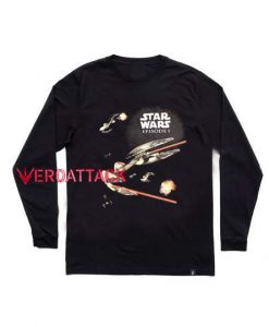 Star Wars Episode 1 Long sleeve T Shirt