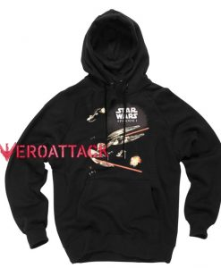 Star Wars Episode 1 Black color Hoodies
