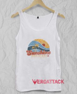 Sunshine State Of Mine Tank Top Men And Women