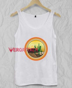 Texas Cactuses Tank Top Men And Women