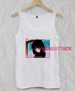 Hotaru Tomoe Tank Top Men And Women