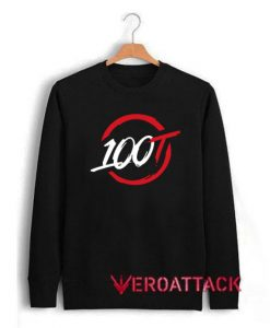 100 Thieves Logo Unisex Sweatshirts