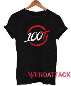 100 Thieves Logo T Shirt Size XS,S,M,L,XL,2XL,3XL