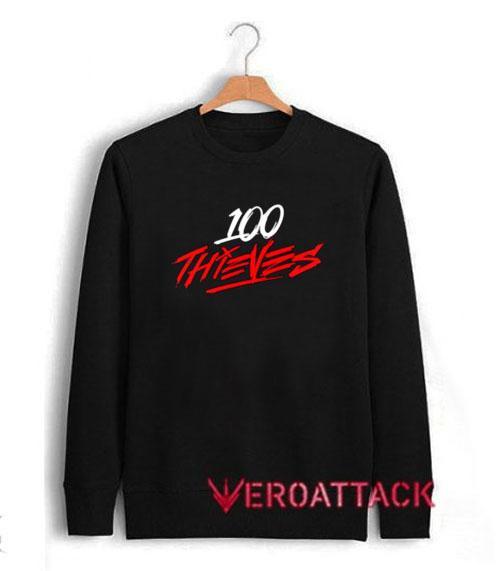 100 Thieves Unisex Sweatshirts