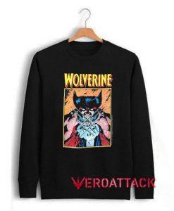 1989 Marvel Wolverine Unisex Sweatshirts