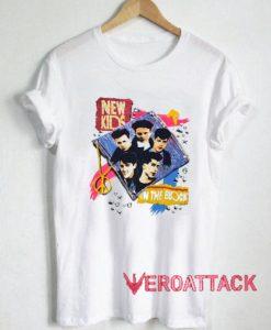 1990 Single Stitch NKOTB T Shirt Size XS,S,M,L,XL,2XL,3XL