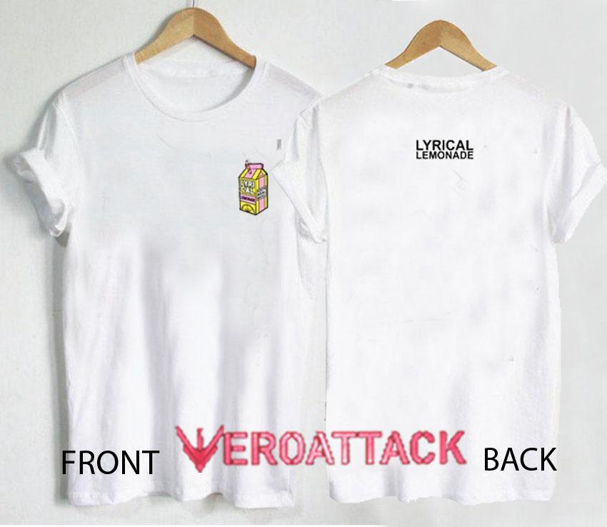 Lyrical Lemonade Papper Box T Shirt Size XS,S,M,L,XL,2XL,3XL