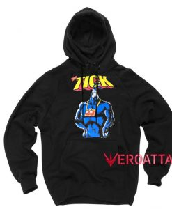 Vintage The Tick Black color Hoodies