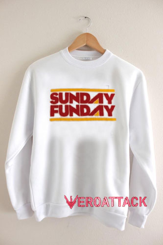 Chiefs Sunday Funday Unisex Sweatshirts