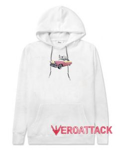 Hannah Meloche Darling White color Hoodies