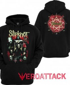 Slipknot Come Play Dying Black color Hoodies