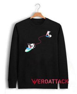 Alerte Malaucul Unisex Sweatshirts