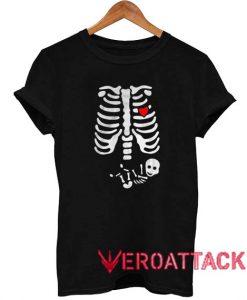 Halloween Cute Matching Pregnant T Shirt