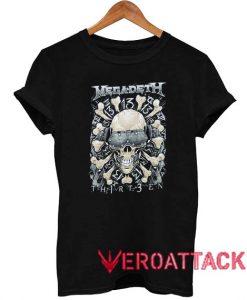 Megadeath T Shirt