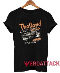 Thailand Tuk Tuk T Shirt
