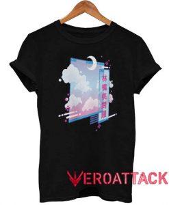 Vaporwave Aesthetic T Shirt