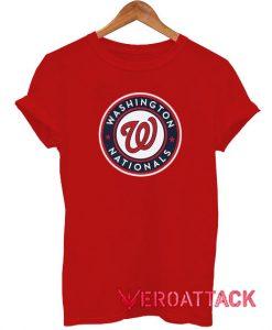 Washington Nationals T Shirt