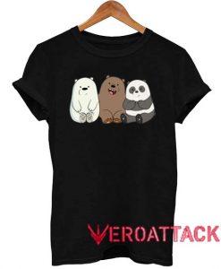 We Bare Bears T Shirt