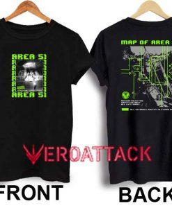 broken promises area 51 T Shirt