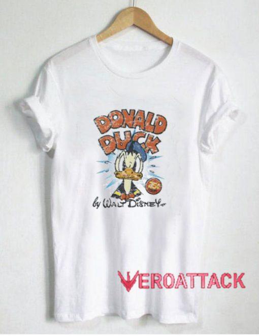 Donald Vintage Comic Cover T Shirt Size XS,S,M,L,XL,2XL,3XL