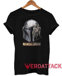 Bounty Hunter Star Wars The Mandalorian T Shirt