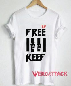 FREE KEEF Chief Keef T Shirt