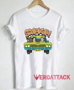 Scooby Doo Natural T Shirt