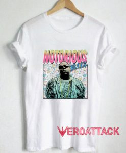 The Notorious Biggie Smalls T Shirt