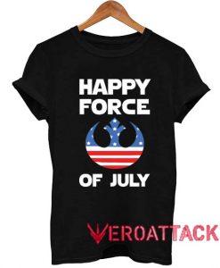 Happy Force Star Wars T Shirt