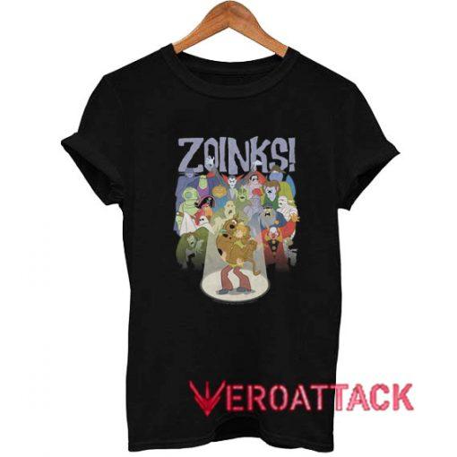 Scooby Doo Zoinks Monster T Shirt