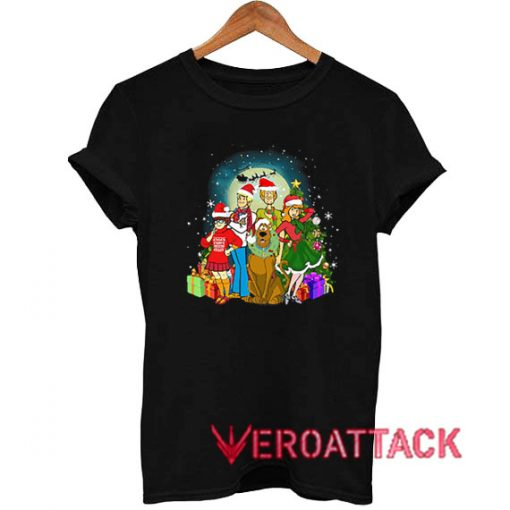 Scooby Doo Family Christmas T Shirt