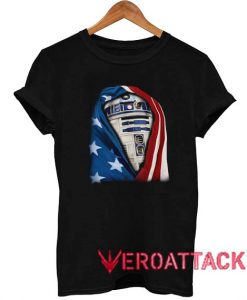 Star Wars Flag 4th Of July American T Shirt